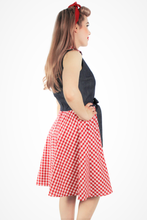Load image into Gallery viewer, Womens Demin Cowgirl Dress XS-3XL #WDCD