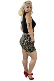 Leopard High Waisted Shorts XS-3XL #LHS