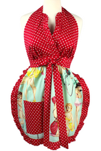 Load image into Gallery viewer, Pin Up Gals Apron