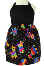 Load image into Gallery viewer, Girl's Pinata Halter Dress