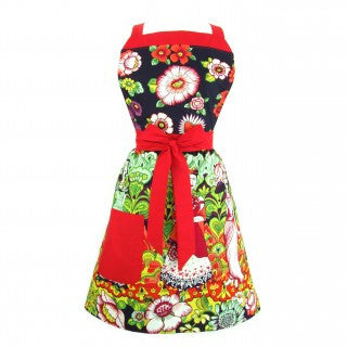 Frida Kahlo and Catrinas Apron #A-952