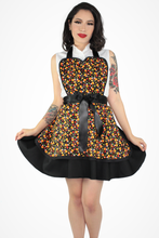 Load image into Gallery viewer, Candy Corn Two Tier Apron #CCA