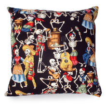 Load image into Gallery viewer, Day of the Dead / Dia de los Muertos Pillow #P214