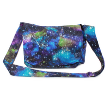 Load image into Gallery viewer, Stargazers Galaxy Messenger Bag #SGMB