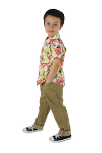 Boy's Vintage Cowboy Snap Top #BSTC-600