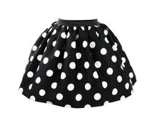 Load image into Gallery viewer, Girl's Classic Large Polka Dots Skirt #GS-BP