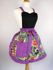 Japanese Tattoo Art Apron #A998