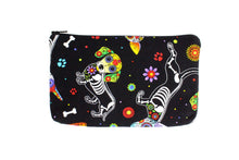 Load image into Gallery viewer, Day of the Dead Doggies Wallet #W805