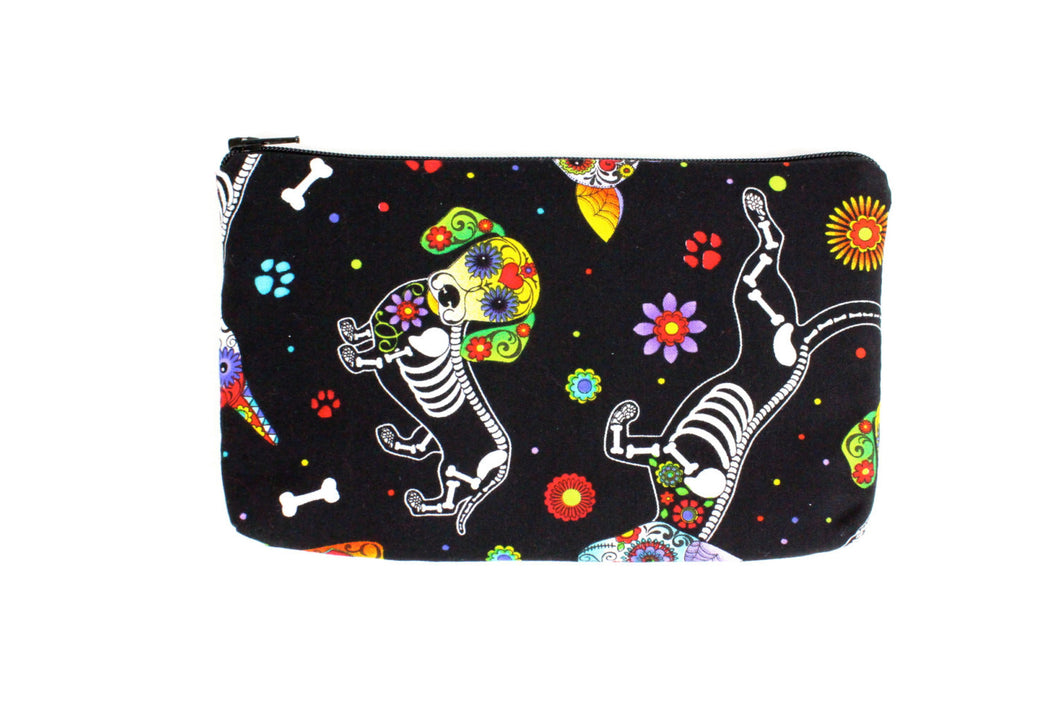 Day of the Dead Doggies Wallet #W805