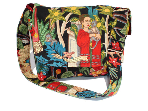 Black Frida Messenger Bag #MB559