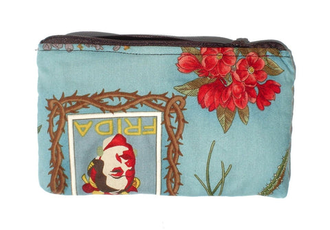 Frida Art Mexican Novelty wallet #W210