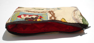 Frida Kahlo Art Mexican Novelty wallet #W232