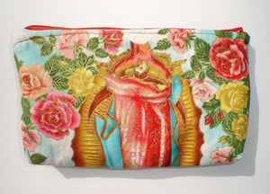 Guadalupe Mexican Virgin Mary Wallet #W216