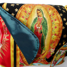 Load image into Gallery viewer, Guadalupe Virgin Mary Mexican Art Messenger Bag #MB548