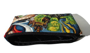 Horror Movie  Hollywood Monsters wallet #W24