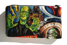 Load image into Gallery viewer, Horror Movie  Hollywood Monsters wallet #W24