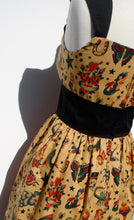 Load image into Gallery viewer, Tattoo Art Vintage Inspired Dress /  Rockabilly Pinup Dress #D-RS732
