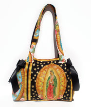 Load image into Gallery viewer, Mexican Guadalupe Virgin Mary Panel  Bag / Purse #B314