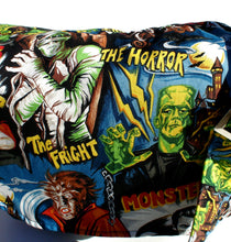 Load image into Gallery viewer, Hollywood Monsters Horror Movie Messenger bag #MB527