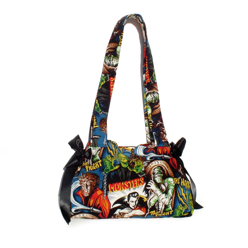 Horror Movie Hollywood Monsters Purse #B305
