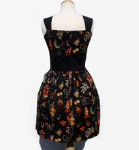 Load image into Gallery viewer, Tattoo Art Rockabilly Pinup Dress / Vintage Inspired Tattoo Art Dress #D-RS744