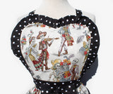 Catrinas Day of the Dead Apron #A980