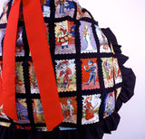 Cartas Marcadas Apron Day of the Dead Apron #A996