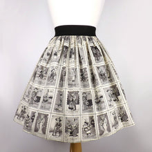 Load image into Gallery viewer, Skirt on mannequin, Pictured from the back