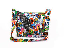 Load image into Gallery viewer, Luchadores Messenger Bag #MB810