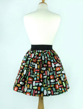 Load image into Gallery viewer, Super Hero  Inspired Pleated Skirt #S-AP907