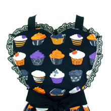Load image into Gallery viewer, Gothic Cupcakes 2 Tier Apron #A-2T650