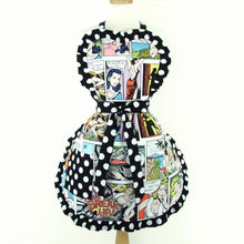 Load image into Gallery viewer, Pinup Comic Strip Apron # A-789