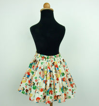 Load image into Gallery viewer, Vintage Candy Girls Pleated Aline Skirt #GS-V208