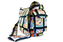 Load image into Gallery viewer, Cartas Marcadas Day of the Dead Messenger Bag #MB-996