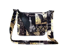 Load image into Gallery viewer, Edgar Allen Poe Inspired  Messenger Bag #MB-4324