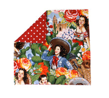 Load image into Gallery viewer, Mexican Senoritas  Pillow Cover Pillow Case 18 x 18 #P241