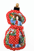 Load image into Gallery viewer, Little Girls Colorful Senoritas Apron #A-G145