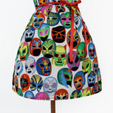 Luchador Girl's Dress #GD-390