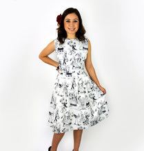 Load image into Gallery viewer, Day of the Dead Paseo de Muertos Dress #DDP-815