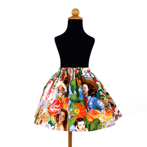Senoritas Girl's Skirt #GS-735