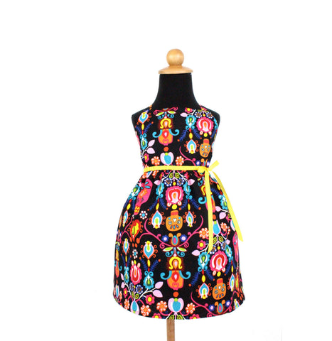 Girl's Day of the Dead Festive Dress #GD-H392