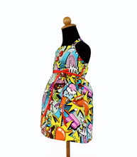 Load image into Gallery viewer, Girl's 1950's Diner Dress # GD-H393