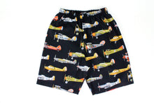 Load image into Gallery viewer, Boy's Vintage Airplanes Shorts# BS-A25