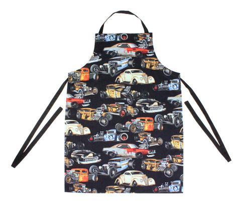 Classic Car Models Men's Apron #MA-602
