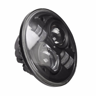 "7"" Double Daymaker LED Harley Headlight"