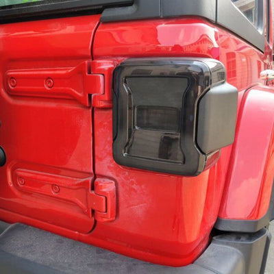 Jeep Wrangler JL Smoked Tail Lights
