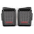 Black Dot 07-17 Jeep Wrangler JK LED Tail Lights
