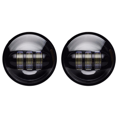 "Harley Auxiliary Lights - 4.5"" Harley Daymaker Style LED Passing/Auxiliary Lights"