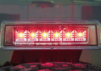 Jeep Tail Lights - 07-16 Jeep Wrangler JK LED 3rd Brake Light