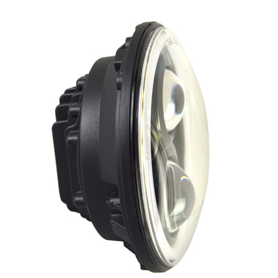 "7"" Halo Daymaker Style Gen 2 LED Harley Headlight"